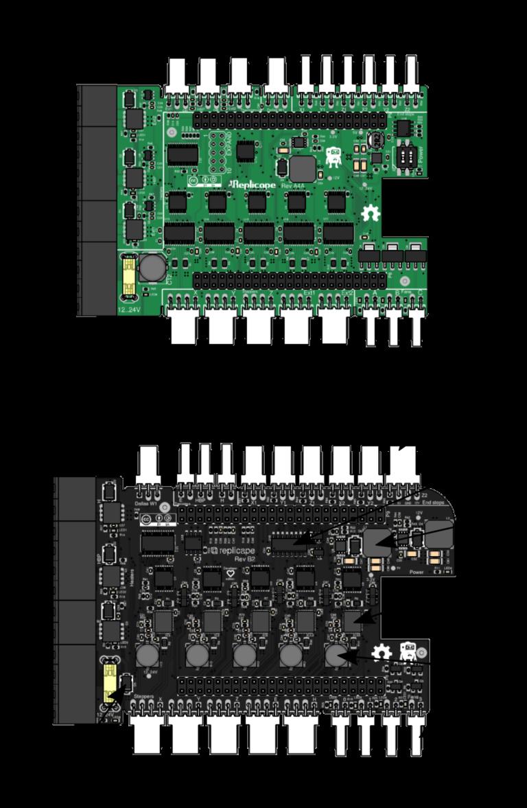 Replicape rev B Kickstarter is live!